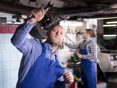 Service und Reparaturarbeiten an allen Marken