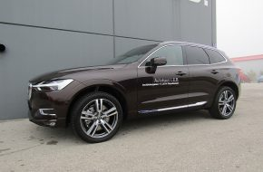 Volvo XC60 B4 Inscription AWD Geartronic bei Autohaus L.E.B in