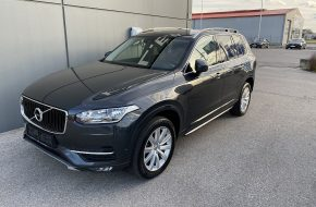 Volvo XC90 D5 AWD Momentum bei Autohaus L.E.B in
