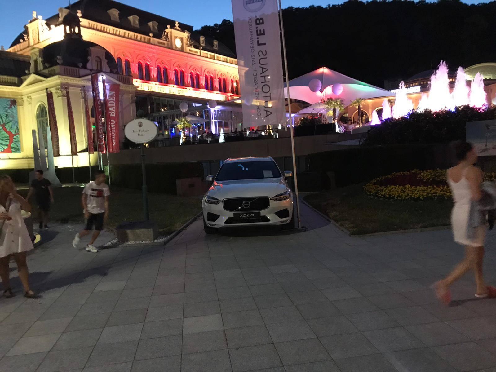 Baden in Weiß 2019