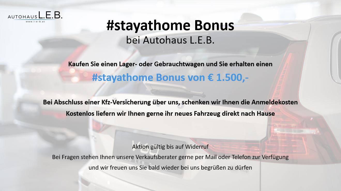 #stayathome Bonus
