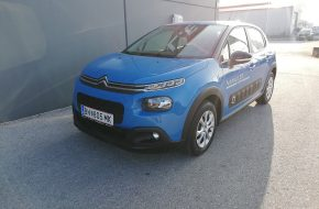 Citroën C3 PureTech 68 5-Gang-Manuell Feel bei Autohaus L.E.B in