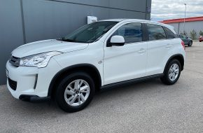Citroën C4 Aircross HDi 115 2WD Seduction bei Autohaus L.E.B in