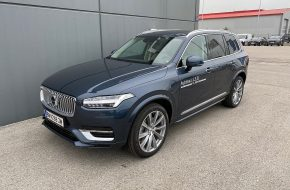 Volvo XC90 T8 Twin Engine PHEV Inscription bei Autohaus L.E.B in