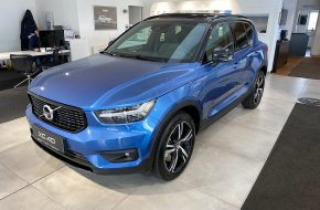 Volvo XC40 T5 Recharge R Design Expression bei Autohaus L.E.B in