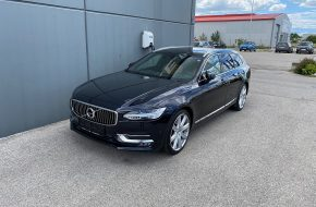 Volvo V90 D5 AWD Inscription Geartronic bei Autohaus L.E.B in