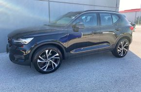 Volvo XC40 T5 AWD R-Design Geartronic bei Autohaus L.E.B in