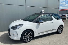Citroën DS3 Cabrio THP 165 S&S 6-Gang-Manuell Sport Chic bei Autohaus L.E.B in
