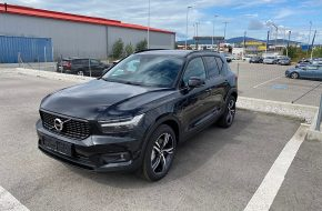 Volvo XC40 T5 Recharge R Design bei Autohaus L.E.B in