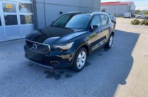 Volvo XC40 D3 Momentum Pro Geartronic bei Autohaus L.E.B in