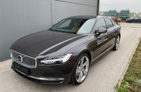 Volvo S90 T8 AWD Recharge Inscription bei Autohaus L.E.B in