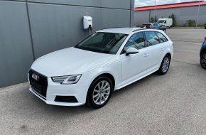 Audi A4 Avant 2,0 TDI quattro S-tronic bei Autohaus L.E.B in