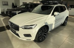 Volvo XC60 T6 AWD Recharge Inscription Geartronic bei Autohaus L.E.B in