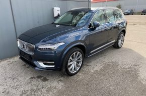Volvo XC90 T8 AWD Recharge Inscription Geartronic bei Autohaus L.E.B in