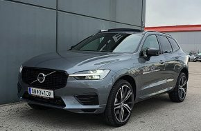 Volvo XC60 T6 AWD Recharge PHEV R-Design Geartronic bei Autohaus L.E.B in
