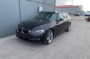 BMW 318d Touring Sport Line Aut. bei Autohaus L.E.B in