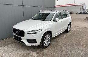 Volvo XC90 D4 Momentum bei Autohaus L.E.B in