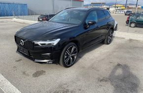 Volvo XC60 B4 R-Design AWD Geartronic bei Autohaus L.E.B in