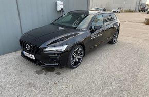 Volvo V60 T6 AWD Recharge PHEV R-Design Expression Geartronic bei Autohaus L.E.B in