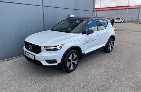 Volvo XC40 T5 Recharge PHEV R Design Expression bei Autohaus L.E.B in