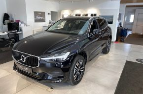 Volvo XC60 B4 Momentum Pro AWD Geartronic bei Autohaus L.E.B in