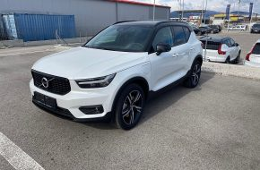 Volvo XC40 T4 Recharge PHEV R Design bei Autohaus L.E.B in