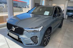Volvo XC60 B4 R Design AWD Geartronic bei Autohaus L.E.B in