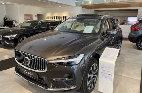Volvo XC60 T6 AWD Recharge PHEV Inscription Geartronic bei Autohaus L.E.B in