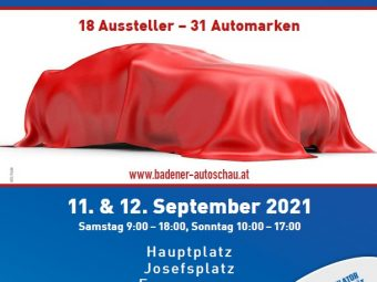 Badener Autoschau 2021