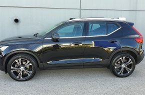 Volvo XC40 T4 AWD Inscription Geartronic bei Autohaus L.E.B in